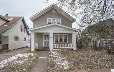 Duluth Single Family Home For Sale: 826 E 10th St