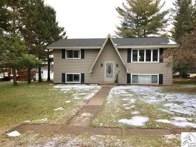 Two Harbors Single Family Home For Sale: 1610 10th Ave