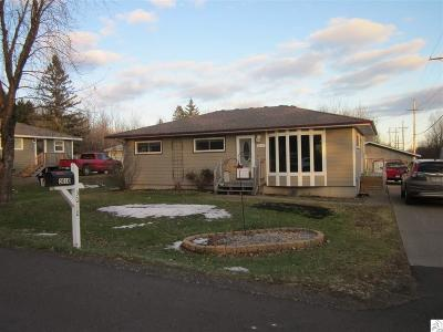 Proctor Single Family Home Inspection Contingency: 3010 N 85th Ave W