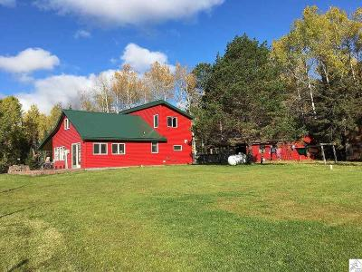 Two Harbors Single Family Home Inspection Contingency: 2051 Town Rd