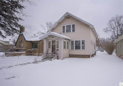 Superior Single Family Home Inspection Contingency: 2206 Missouri Ave