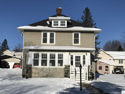 Proctor Single Family Home For Sale: 23 5th St