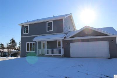 Duluth Single Family Home For Sale: 4030 Dodge St