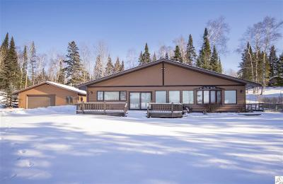 Duluth Single Family Home For Sale: 6767 Abbott Rd