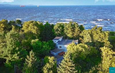 Duluth Single Family Home For Sale: 3125 S Lake Ave