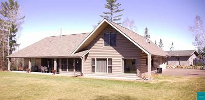 Duluth Single Family Home For Sale: 6182 Bergen Lake Dr
