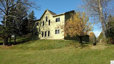 Two Harbors Single Family Home For Sale: 1904 Hwy 61