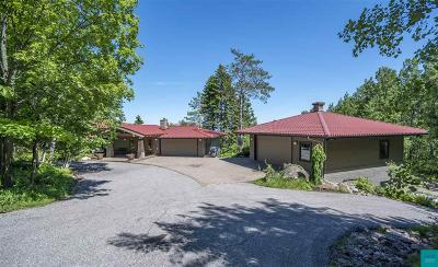 Duluth Single Family Home For Sale: 3924 E Skyline Pkwy