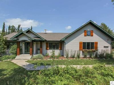 Duluth Single Family Home For Sale: 5315 N Dike Rd