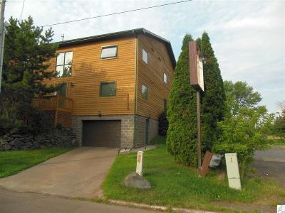 Duluth Condo/Townhouse For Sale: 1919 Minnesota Ave #9