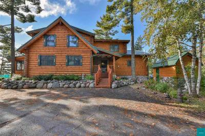 Duluth Single Family Home For Sale: 4682 Breezy Point Rd