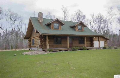 Superior Single Family Home For Sale: 5203 E County Rd B