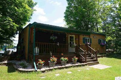 Superior Single Family Home For Sale: 8038 S Dowling Lk Rd W