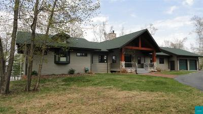 Duluth Single Family Home For Sale: 5031 Parsons Point Rd