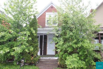 Superior Single Family Home For Sale: 1306 Baxter Ave