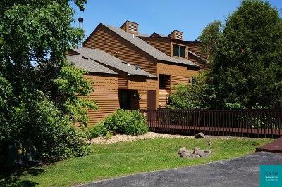 Condo/Townhouse For Sale: 1553 #13 Superior Shores #13