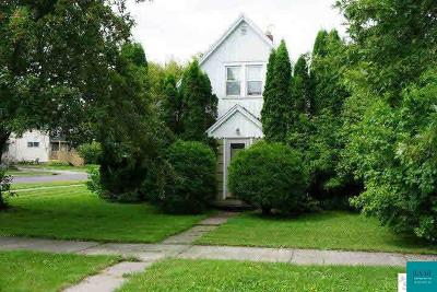Superior Single Family Home For Sale: 1127 Baxter Ave