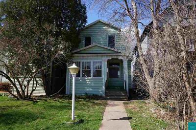 Superior Single Family Home For Sale: 1211 N 16th St