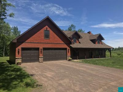 Duluth Single Family Home For Sale: 5502 Wahl Rd