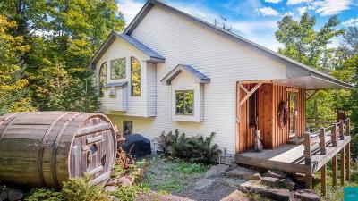 Single Family Home For Sale: 8876 Cramer Rd