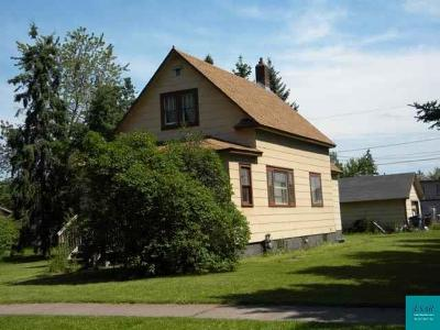 Superior Single Family Home For Sale: 3731 E 3rd St