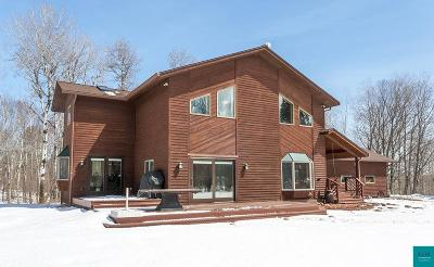 Proctor Single Family Home For Sale: 3423 Lindahl Rd