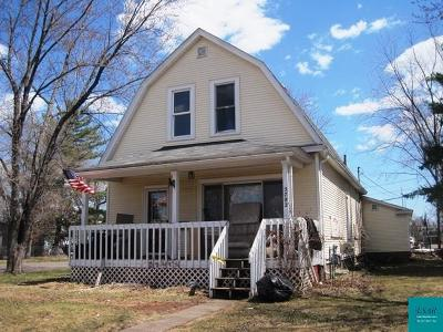 Superior Single Family Home For Sale: 5702 Banks Ave