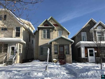 Superior Multi Family Home For Sale: 1706 Banks Ave