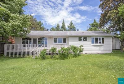 Duluth Single Family Home For Sale: 3105 Minnesota Ave