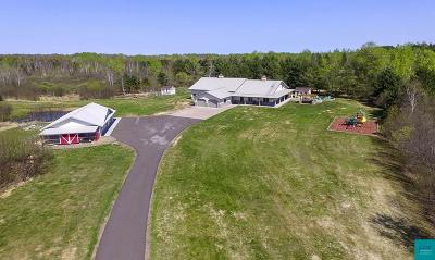 Single Family Home For Sale: 265 W Stark Rd