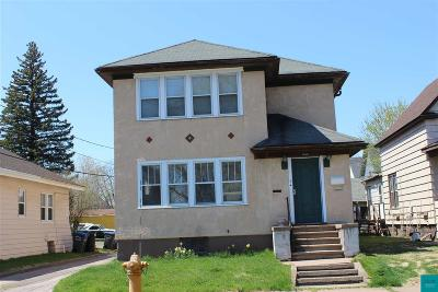 Superior Multi Family Home For Sale: 1609 Baxter Ave