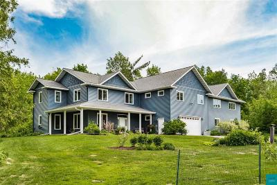 Duluth Single Family Home For Sale: 3975 Nelson Rd