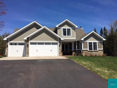Two Harbors Single Family Home For Sale: 1309 Harbor Hills Ln