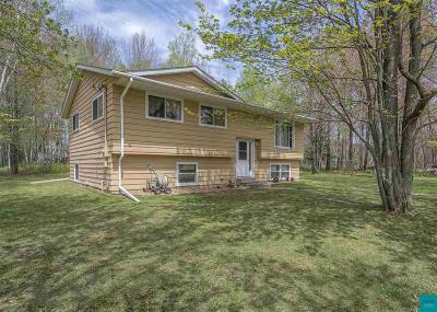 Hermantown Single Family Home For Sale: 5345 Sunny View Rd