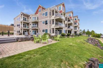Duluth Condo/Townhouse For Sale: 2126 Water St #L306