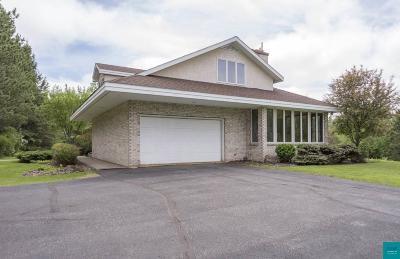 Esko Single Family Home For Sale: 86 North Cloquet Rd