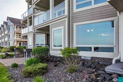 Duluth Condo/Townhouse For Sale: 2126 Water St #L102