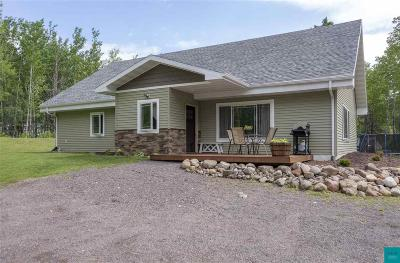 Duluth Single Family Home Cont Offer Accepted (Mn): 3284 Ross Ln