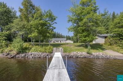 Duluth Single Family Home For Sale: 5482 W Island Lake Rd