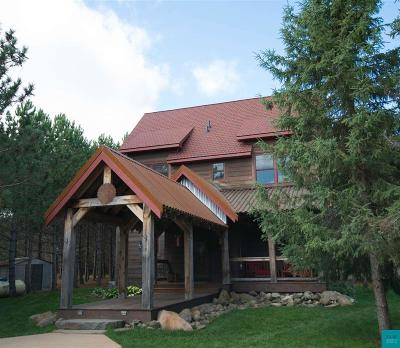 Esko Single Family Home For Sale: 75 E Stark Rd