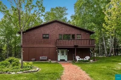 Duluth Single Family Home For Sale: 3168 Little Alden Lake Rd