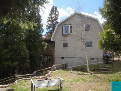 Two Harbors Single Family Home For Sale: 4512 Hwy 61