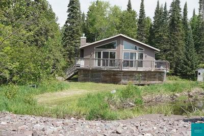 Two Harbors Single Family Home For Sale: 1848 Hwy 61