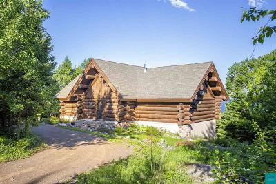 Two Harbors Single Family Home For Sale: 690 Cornerstone Ridge Rd