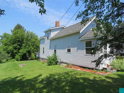 Duluth Single Family Home For Sale: 305 E Willow St