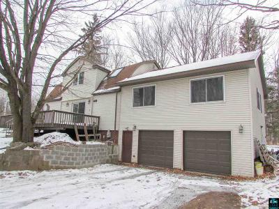 Single Family Home Cont Offer Accepted (Mn): 3778 Canosia Rd