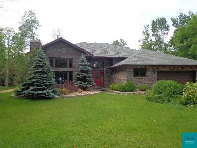 Duluth Single Family Home For Sale: 6615 Old Vermilion Tr