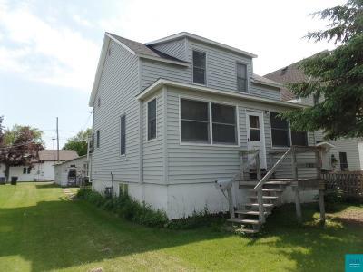 Superior Single Family Home For Sale: 2405 E 3rd St