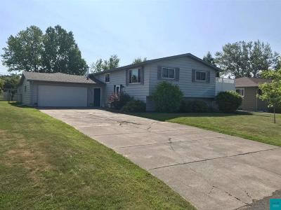 Superior Single Family Home Active W/Cont (Wi): 3002 Hughitt Ave