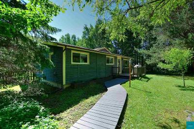 Duluth Single Family Home For Sale: 4678 Caribou Lake Rd